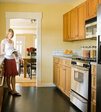 schmale küche einrichten k 252 che schmale esstisch