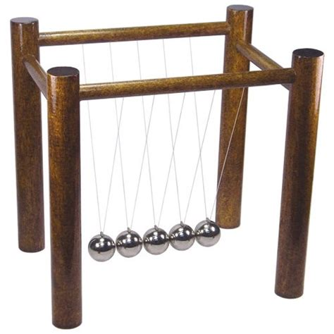 newton swing the famous newton s cradle handcrafted wood