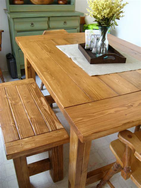 farmhouse bench ana white ana white farmhouse table bench diy projects