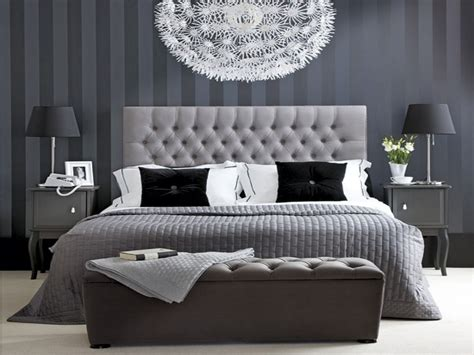 gray bedroom decor black white  grey living room black
