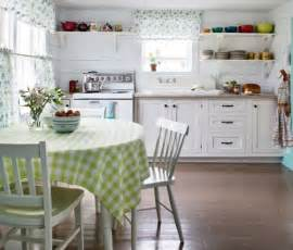 Tips for a cottage kitchen interior