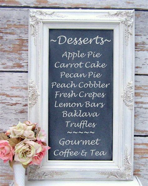 shabby chic chalkboards chalkboards for weddings framed chalkboard magnetic