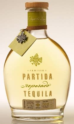 Happy Hour Partida Tequilas Agave Margarita by Partida Tequila Partida Reposado Tequila Review