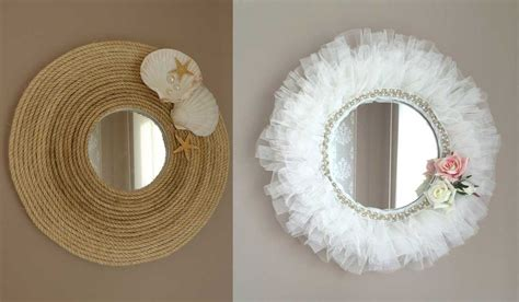 como decorar tus espejos 4 hermosas y encantadoras ideas para adornar tus espejos