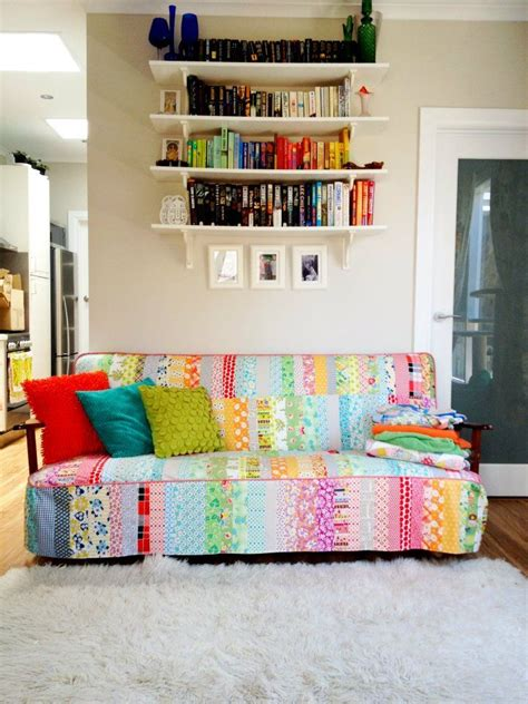 Patchwork Sofa Cover - 1000 images about bold sofa covers on sofa