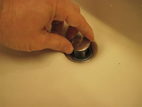 how to get the drain out of a bathtub how to clean out a sink pop up drain stopper youtube