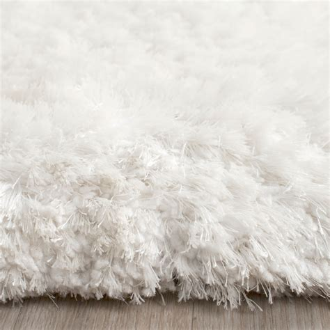 Shag Rug White by White Shag Rug And White Trellis Shag Rug With Fabulous