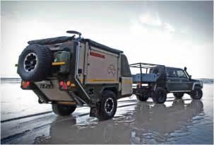 Empresa lan 231 a linha de trailers off road