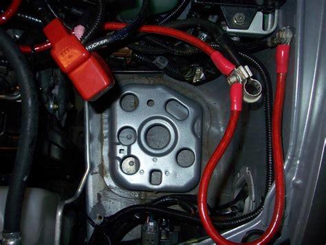 Subaru Impreza Battery by Ams Performance Small Battery Kit For Subaru Wrx Sti 02 07