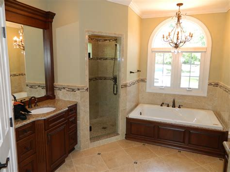 bathroom renovation design lake norman nc carolinas
