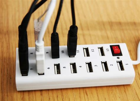 diy usb charging station best 25 charging stations ideas on pinterest