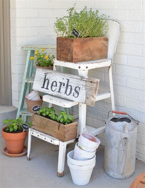 herb planter ideas best 25 diy herb garden ideas on pinterest starting a