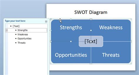 How To Create A Swot Analysis Swot Analysis Template Powerpoint Free