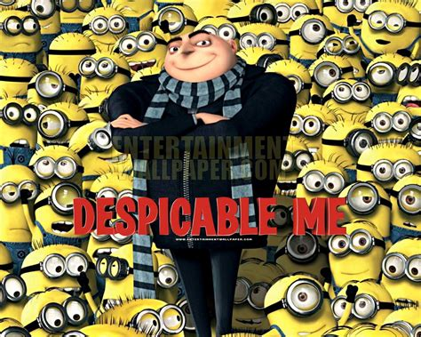 despicable me despicable me images despicable me hd wallpaper and background photos 34876504
