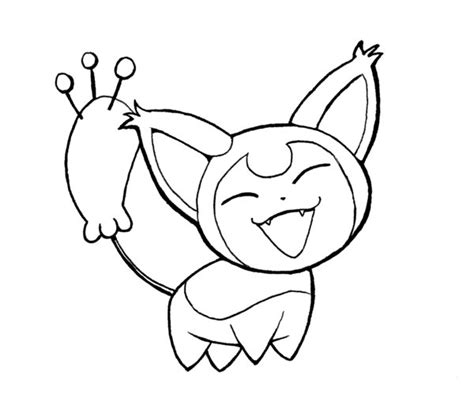 pokemon coloring pages skitty skitty coloring pages coloring coloring pages