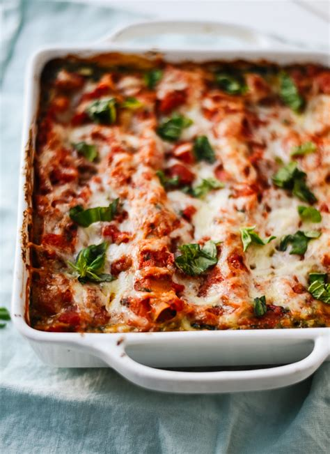 how to make lasagna with cottage cheese spinach lasagna with cottage cheese