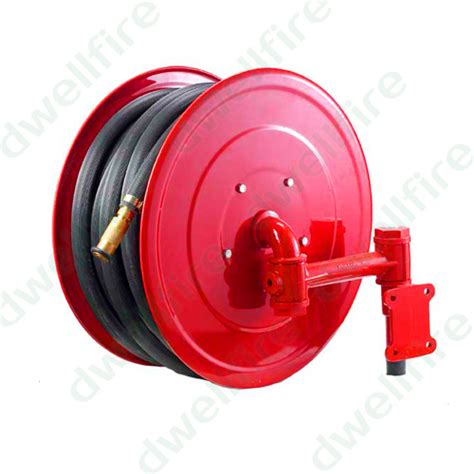 Swinging Hose Reel With Swivel Arm Fixed Selang Pemadam hose reel hose reelcabinets hose reel消防水带卷盘
