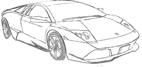 lamborghini aventador drawing outline lamborghini reventon by jaslo on deviantart