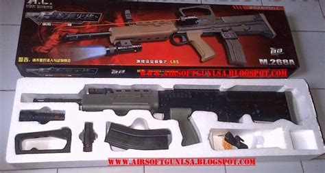 Jual Kacamata Airsoft Gun by Airsoft Gun L85 Rifle Jual Airsoftgan