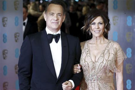 tom hanks rita wilson affair la femme de tom hanks subit une double mastectomie