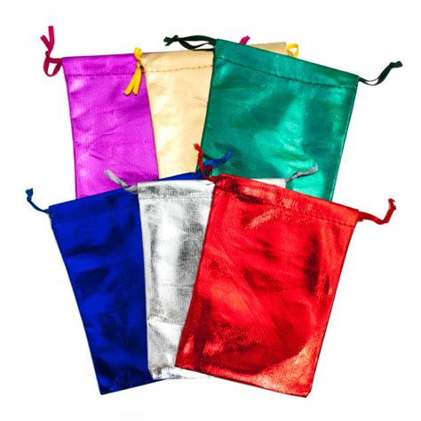 where can i buy jewelry supplies assorted metallic drawstring pouches where can i buy a
