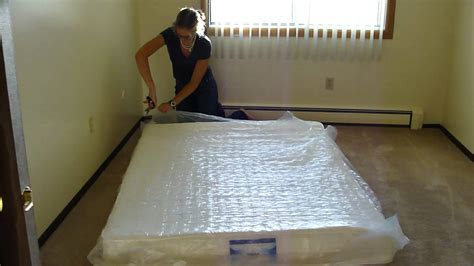 futon in a box walmart mattress expands in seconds full size bed