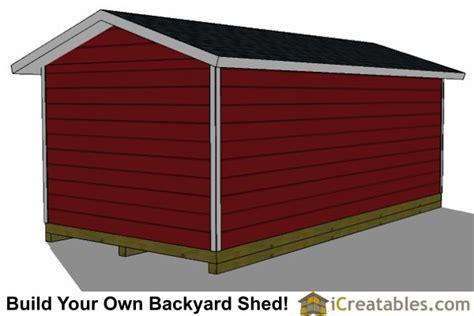 garage storage building plans 12x24 garage shed plans icreatables com