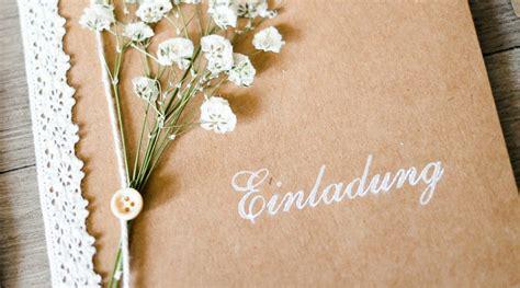 Einladungskarten Hochzeit Vintage Selber Machen by Vintage Einladungskarten F 252 R Deine Hochzeit Zum Selber Basteln