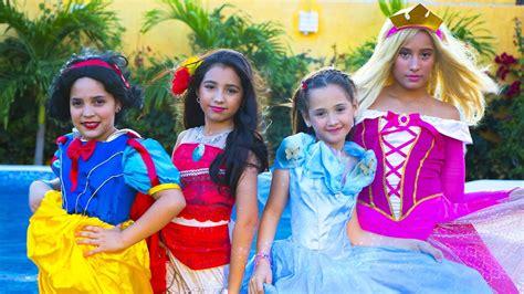 imagenes reales de la vida princesas en la vida real soyjessi youtube