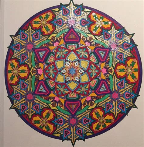 libro creative haven snowflake mandalas 1000 images about influential on coloring coloring and creative
