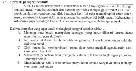 cara membuat kalimat opini cara membuat kalimat simpulan paragraf zuhri indonesia