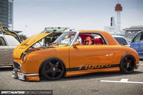 Kaos Strit Cars 1 a nissan figaro that wants to be different speedhunters