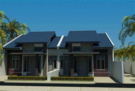 99 indiesain gambar desain rumah type 70