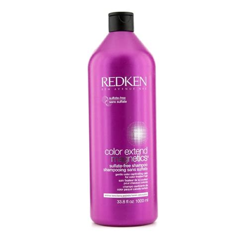 color extend magnetics sulfate free hair color shoo redken color extend magnetics sulfate free shoo for