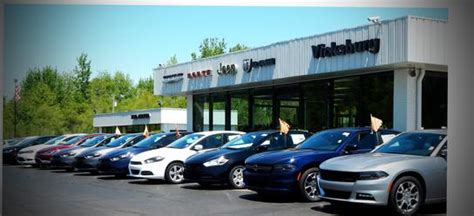 Vicksburg Chrysler Dodge Vicksburg Chrysler Dodge Jeep Ram Car Dealership In