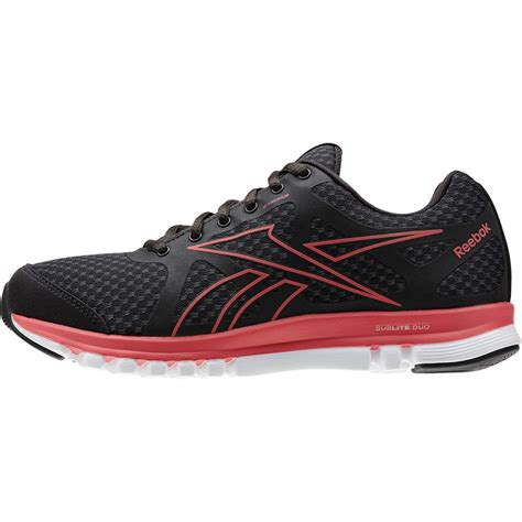 reebok womens running shoes reebok womens sublite duo run shoes sneakers running shoes