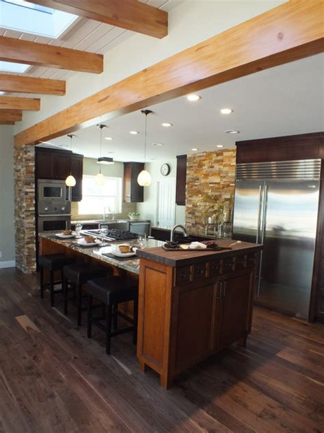 Mountain Home Kitchen Design New Mountain Style Home Rustic Kitchen Other Metro