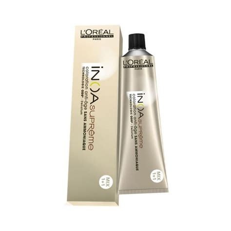 loreal inoa supreme colour chart inoa supreme loreal hair color l39oreal professionnel inoa