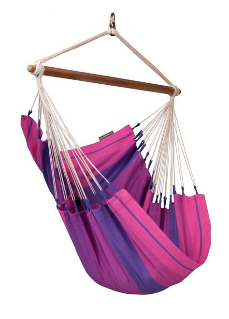Single Seat Hammock Swing Single Person Hammock Chair Bamboo Spreader Bar Colors