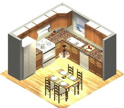10x10 kitchen floor plans 25 best ideas about 10x10 kitchen on small i