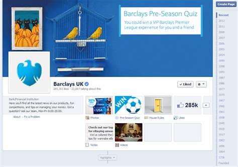 rating barclays bank social banking customer rates barclays bank page