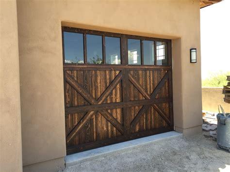 Solid Wood Garage Doors Solid Wood Garage Doors Yelp