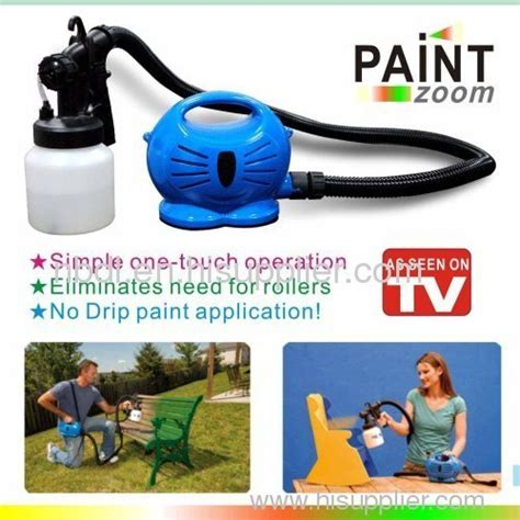 spray painter on tv the new paint zoom paint sprayer products china