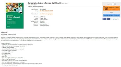 Sistem Informasi Konsep Teknologi Manajemen Graha Ilmu si1122468976 widuri