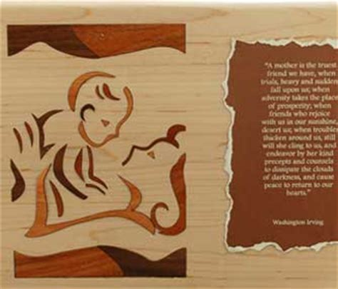 Laser Cut Mothers Day Card Template by Epilog Laser Sle Club Downloadable Project Files