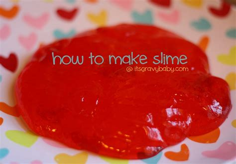How To Make Home Made Slime by Slime Without Borax Car Interior Design