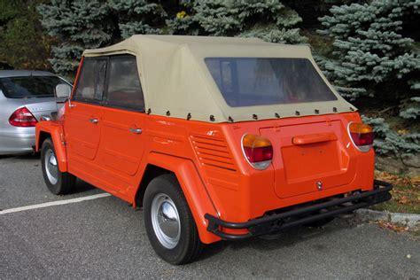 1973 volkswagen thing convertible 202099