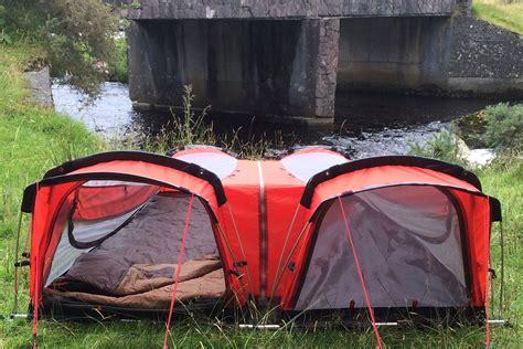 a bean baghammock hybrid crua hybrid kickstarter all in 1 tent hammock sleeping