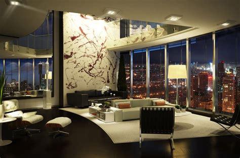 small penthouses design apartment lavish dull living room decor ideas below high