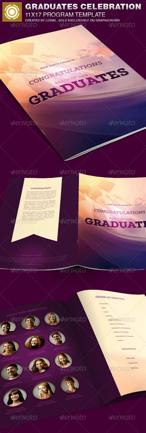 187 Best Images About Luau Graduation Party S On Pinterest Smart Cookie Luau Party And Church Program Template Graphics